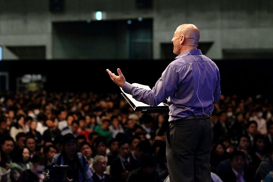 Adam Markel: Keynote Speaker on Resilient Leadership