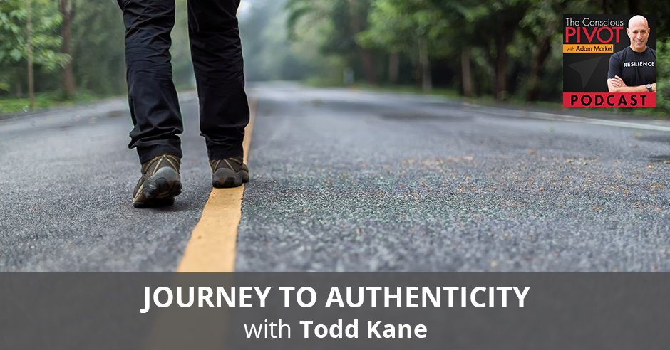 PR Todd | Journey To Authenticity