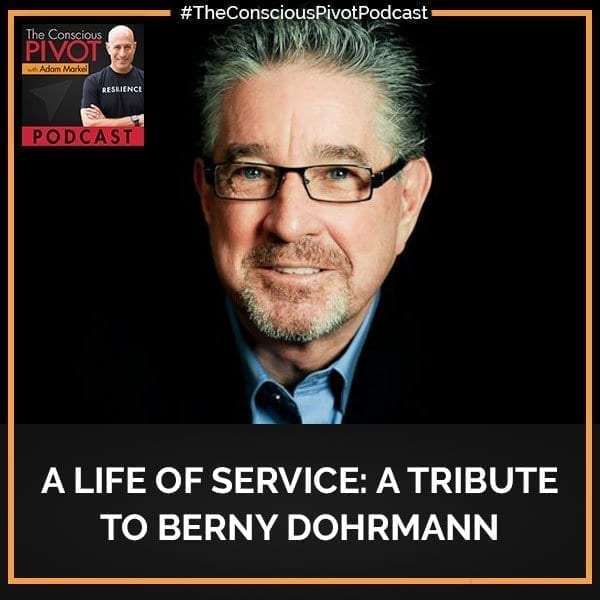 A Life Of Service: A Tribute To Berny Dohrmann