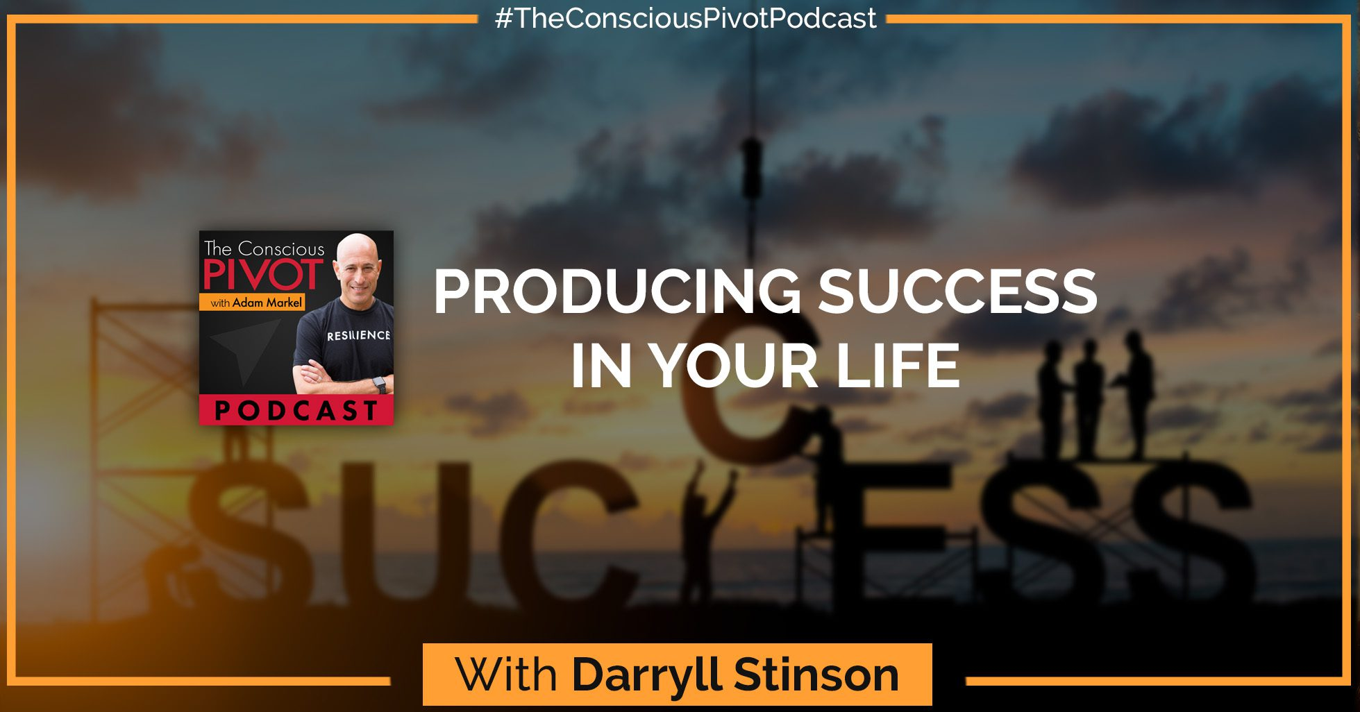 PR Darryll | Producing Success In Life
