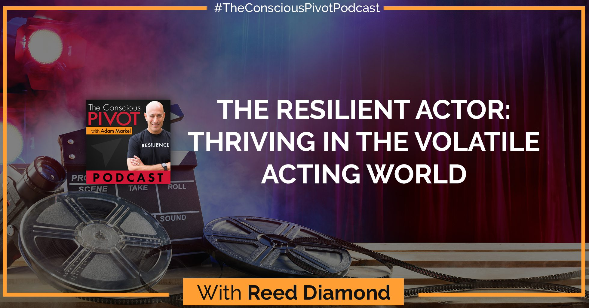 PR Reed | Resilient Actor