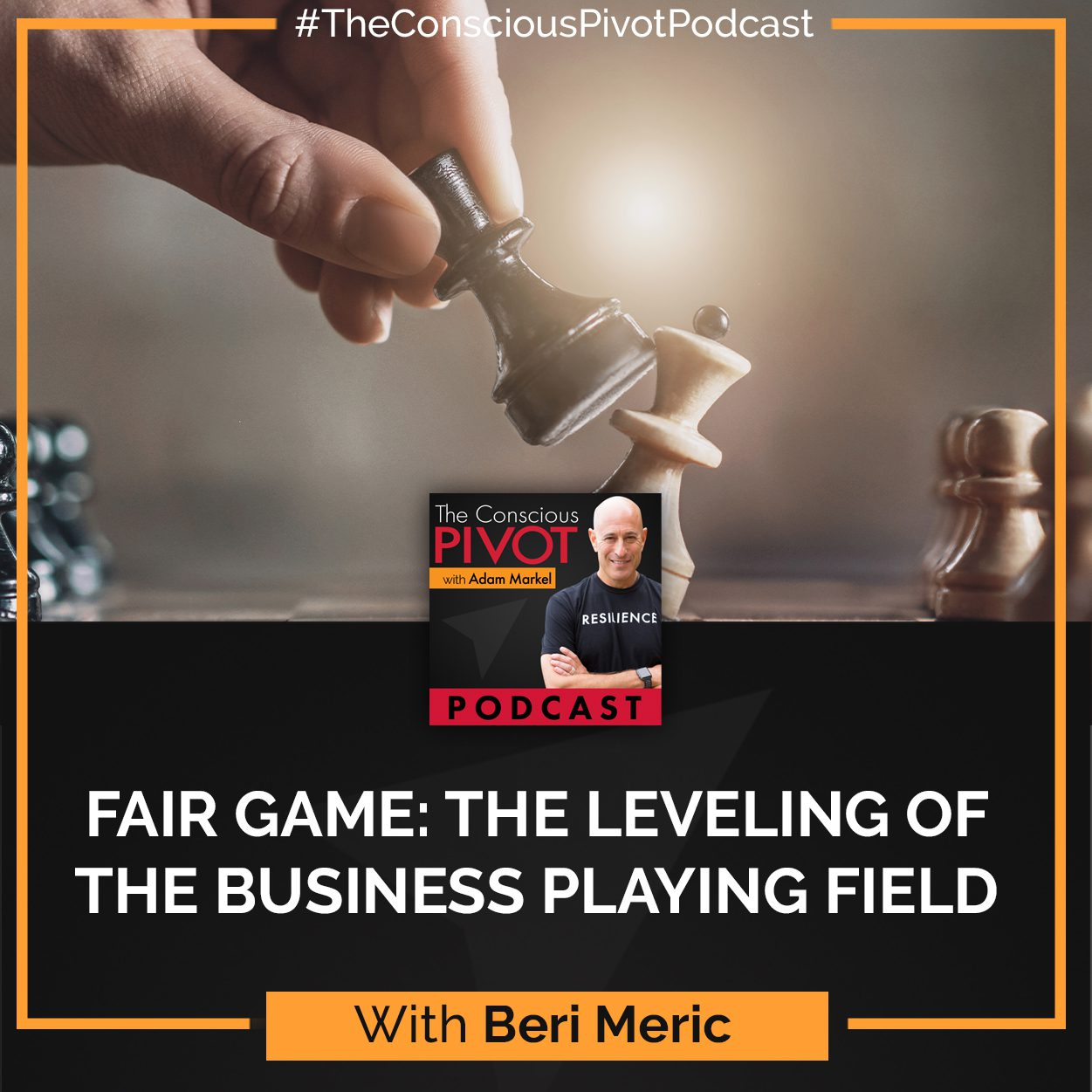 Fair Game: The Leveling Of The Business Playing Field With Beri Meric